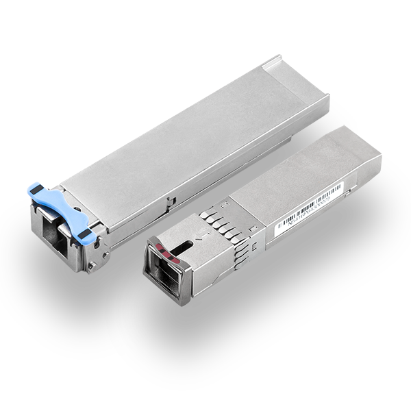 Image of PON/バースト信号用光トランシーバー。